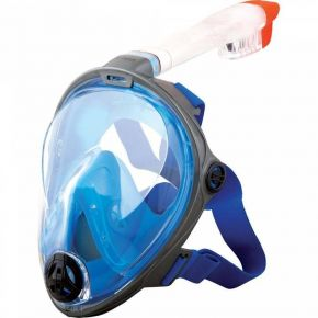 Escape Μάσκα Θαλάσσης Full-Face S-M Mask Blue