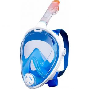 Escape Μάσκα Θαλάσσης Full-Face S-M Mask Light Blue