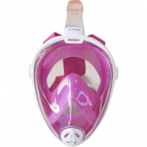 Escape Μάσκα Θαλάσσης Full-Face S-M Mask Pink