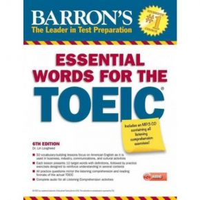 Essential Words For Τhe TOEIC - Student's Book (+CD)