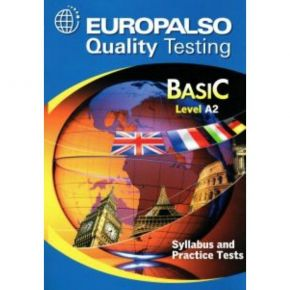 Europalso Quality Testing Basic Level A2 Student's Book
