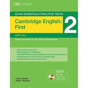 Exam Essentials Practice Tests Cambridge English First 2 With Key - Student's Book (Βιβλίο Μαθητή+Λύσεις)
