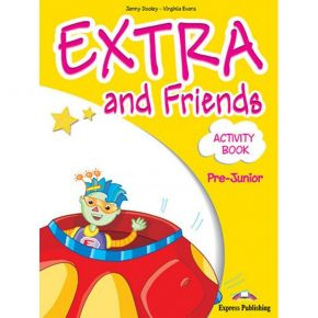 Extra & Friends Pre Junior - Activity Book (Βιβλίο Ασκήσεων)