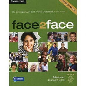 Face2Face Advanced - Student's Book (Βιβλίο Μαθητή+DVD)
