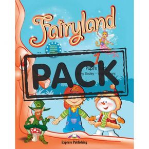 Fairyland 1 - Power Pack (Pupil's Book+Activity Book)