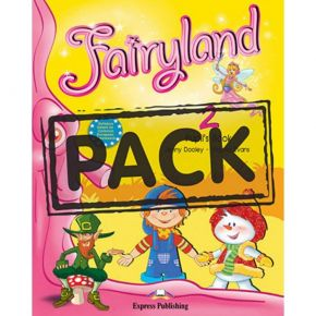 Fairyland 2 - Pupil's Book (Βιβλίο Μαθητή+CD+DVD+i-eBook)