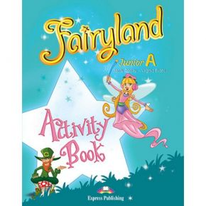 Fairyland Junior A - Activity Book (Βιβλίο Ασκήσεων)
