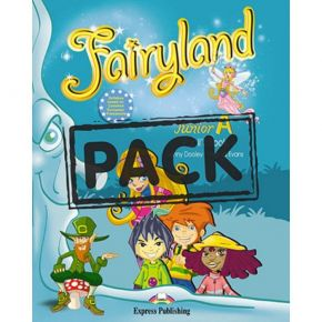 Fairyland Junior A - Pupil's Book (Βιβλίο Μαθητή+Alphabet Booklet+CD+DVD+i-eBook)