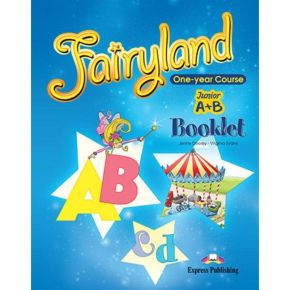Fairyland Junior A+B One Year Course - Alphabet Booklet