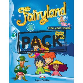 Fairyland Junior A+Β One Year Course - Pupil's Book (Βιβλίο Μαθητή+Alphabet Booklet+CD+DVD+i-eBook)