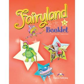Fairyland Junior B - Alphabet Booklet