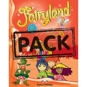 Fairyland Junior B - Pupil's Book (Βιβλίο Μαθητή+Alphabet Booklet+CD+DVD+i-eBook)