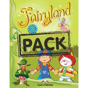 Fairyland Pre Junior - Pupil's Pack (Pupil's Book+Booklet+CD+DVD+i-eBook)