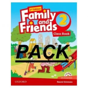 Family And Friends 2 - Smart Pack