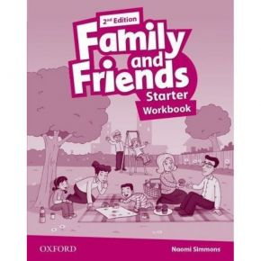 Family And Friends Starter - WorkBook (Βιβλίο Ασκήσεων)
