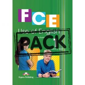 FCE Use Of English 1 - Student's Book (With DigiBooks App)