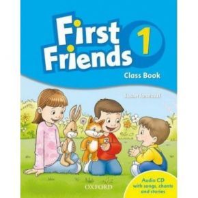 First Friends 1 - Class Book (Βιβλίο Μαθητή+CD)