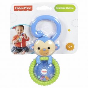 Fisher Price Κουδουνίστρα Μαϊμουδάκι