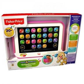 Fisher Price Laugh & Learn Εκπαιδευτικό Tablet - Pink