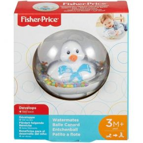 Fisher Price Μπαλίτσα Με Άσπρο Παπάκι