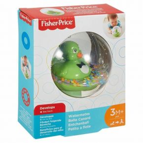 Fisher Price Μπαλίτσα Με Πράσινο Παπάκι