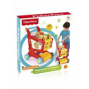 Fisher Price Shopping Cart & Accesories