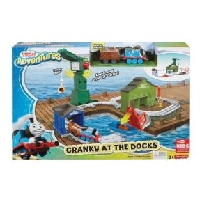 Fisher Price Thomas & Friends - Cranky At The Docks