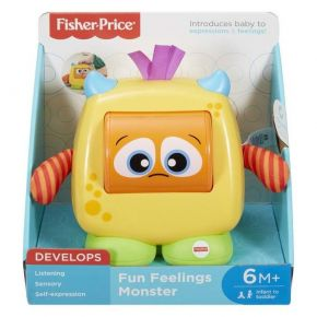 Fisher Price Ζωάκι Συναισθημάτων