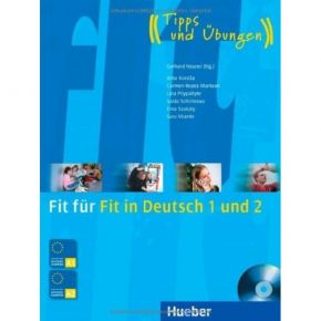Fit Furs Fit In Deutsch 1 & 2 Kursbuch (+CD)