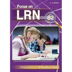 Focus On LRN B2 - Preparation & 10 Practice Tests (Student's Book & Glossary)