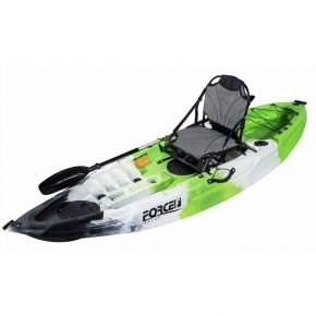 Force Fishing Kayak Sit On Andara SOT FULL Πράσινο