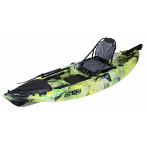 Force Fishing Kayak Sit On Marlin SOT Full Πράσινο Παραλλαγής