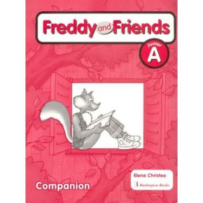 Freddy And Friends Junior A - Companion (Γλωσσάριο)