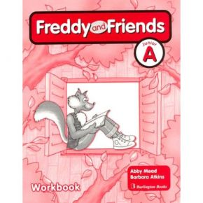 Freddy And Friends Junior A - Workbook (Βιβλίο Ασκήσεων)