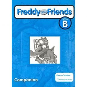 Freddy And Friends Junior B - Companion (Γλωσσάριο)
