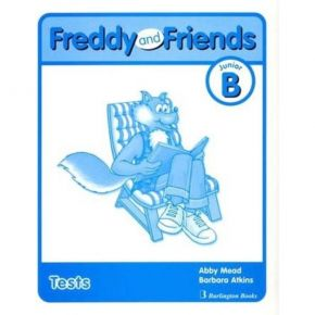 Freddy And Friends Junior B - Test Book