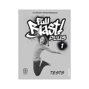 Full Blast Plus 1 - Test Book