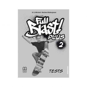 Full Blast Plus 2 - Test Book