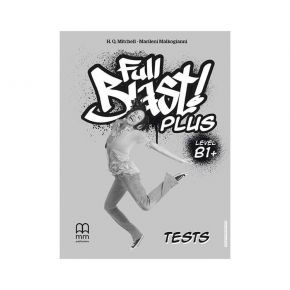 Full Blast Plus B1+ Test Book