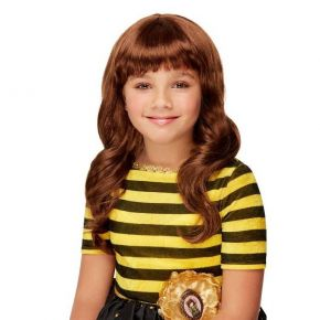 Fun Fashion Αποκριάτικη Περούκα Santoro Gorjuss Bee Loved Wig