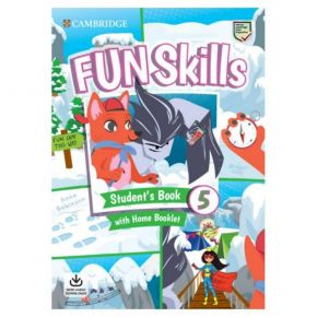 Fun Skills 5 - Student's Book (With Home Booklet And Downloadable Audio)