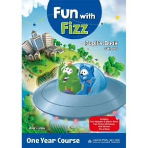Fun With Fizz One-Year Course Pack (Πακέτο Όλα Τα Βιβλία)