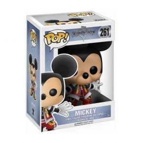 Funko Pop! Vinyl Figure Animation 261 - Mickey Kingdom Hearts