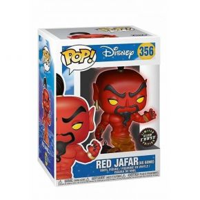 Funko Pop! Vinyl Figure Animation 356 - Jafar Red Genie Disney