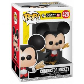 Funko Pop! Vinyl Figure Animation 428 Mickey`s 90th Years - Conductor Mickey