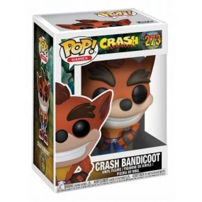 Funko Pop! Vinyl Figure Games 273 - Crash Bandicoot