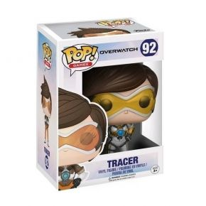 Funko Pop! Vinyl Figure Games 92 - Tracer Overwatch