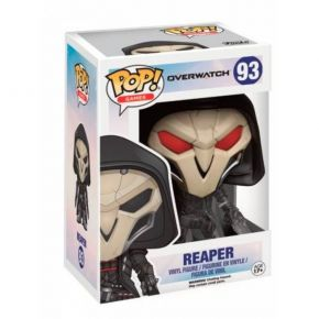 Funko Pop! Vinyl Figure Games 93 - Smokey Reape Overwatch