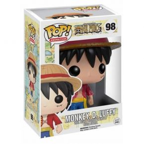 Funko Pop! Vinyl Figure Heroes 98 One Piece - Monkey D. Luffy