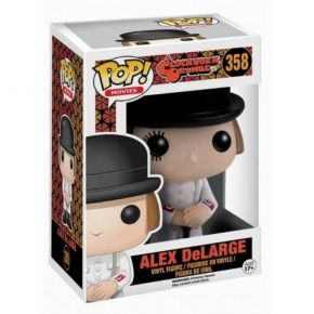 Funko Pop! Vinyl Figure Movies 358 Clockwork Orange Alex DeLarge